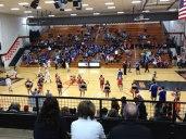 Basketball game Indiana USA